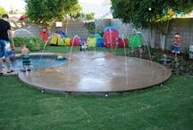 Backyard fun / by Talitha Merritt