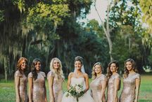 bridal party shots / bridal party shots , bridesmaids, ect