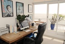 Headquarters: Decor inspo for your home Office / Ideas for making your home office the perfect workspace