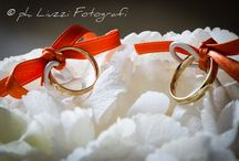 Orange and white wedding theme  - Tema di matrimonio: bianco e arancio / Real wedding in Puglia