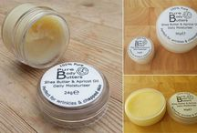 Our Products / Our range of handmade body butters are 100% natural with no artificial, synthetic or toxic ingredients. They are paraben free and have not been tested on animals.