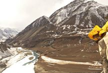 Chadar Trek Inde