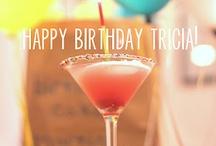 happy birthday drinks