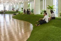 Green Office Spaces