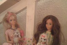 catherine / i'm a barbie collector.