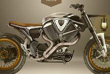 Amazing Custom Motor