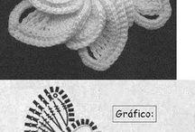 crochet  (kwiaty) / crochet