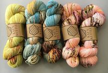 Yarns - Crochet, Knitting