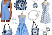UNC Stuff!!!! / by April Franklin