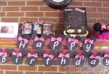 Birthday Party Ideas / by Ashley McGaha