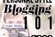 Blogging / by Brooke Tollison