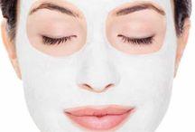 Máscara facial natural