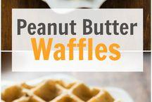 Waffle dan pancake