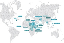 Where we work / Merlin currently works in 16 countries around the world, saving lives and reviving health services in the world's toughest places.