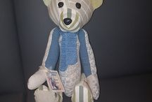 Blessious Bears / Hand made with love M.v.W