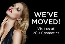 We've Moved / We've moved to pinterest.com/purcosmetics / by Pur