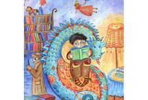 Иллюстрации (Моя коллекция открыток)