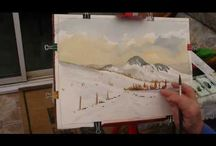 lær å male