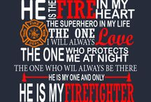 Fire-fighter Quotes