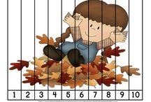 тема осень
