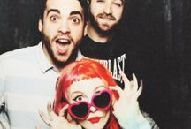 Paramore / Best band ever. Favorite band ever. Ain't it fun / by Mary Cline