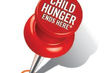 Child Hunger Awareness / by Tracey Jaynes
