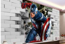 paredes en 3d