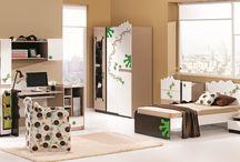 Children Furniture Room / Çocuk Odası