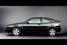 Volkswagen Corrado / Volkswagen Corrado jest to sportowe auto. Nie produkowano go seryjnie.