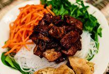 Vietnamese Main Dishes