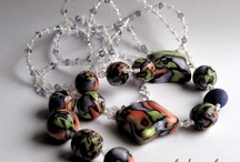 Polymer clay / Handmade jewels in polymer clay by Alabalabijoux