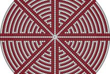 Wayuu Bag Bottom Pattern