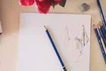 For the Fashion Design Student / Are you currently a design student or a recent college graduate in the design field? This board will help you get started in the field.