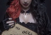 Ash Costello/ New Years Day ❤❤❤