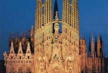 Gaudi / When in Barcelona.. dont´t miss Gaudi!