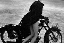 RAD Motorcycles Girls