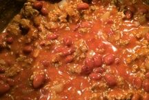 Beans & Chili / by Crystal Fisher