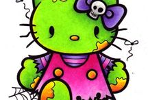 Hello Kitty / by Beth Thompson