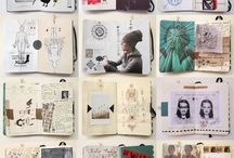art journal / by Sacalili !!!