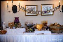 Wedding Favor Candy Bar (Table)