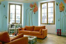 Interior Paint Palette