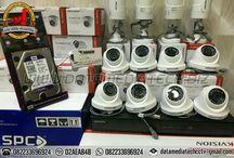 Jasa Pasang Kamera CCTV Paket Lengkap