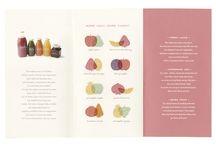 Quitanda em casa / painel de referência visual para o Projeto Quintanda em Casa