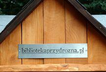 Biblioteka przydrożna / bibliotekaprzydrozna.pl little free library