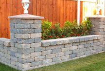 Tuscan Stone Pavers and Blocks / by Mutual Materials