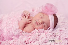 Photography {Newborns} / by Christy Hall