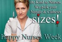 nursing / by Nicole Sanchez