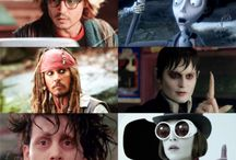 The closest I'll ever get to Johnny Depp