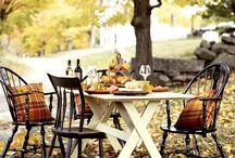 Fall in to Autumn / by Andrea Mackova