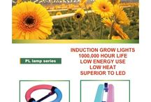 GROW LIGHTS / NEW HIGH OUTPUT INDUCTION GROW LIGHTS / by Naturallighting.com